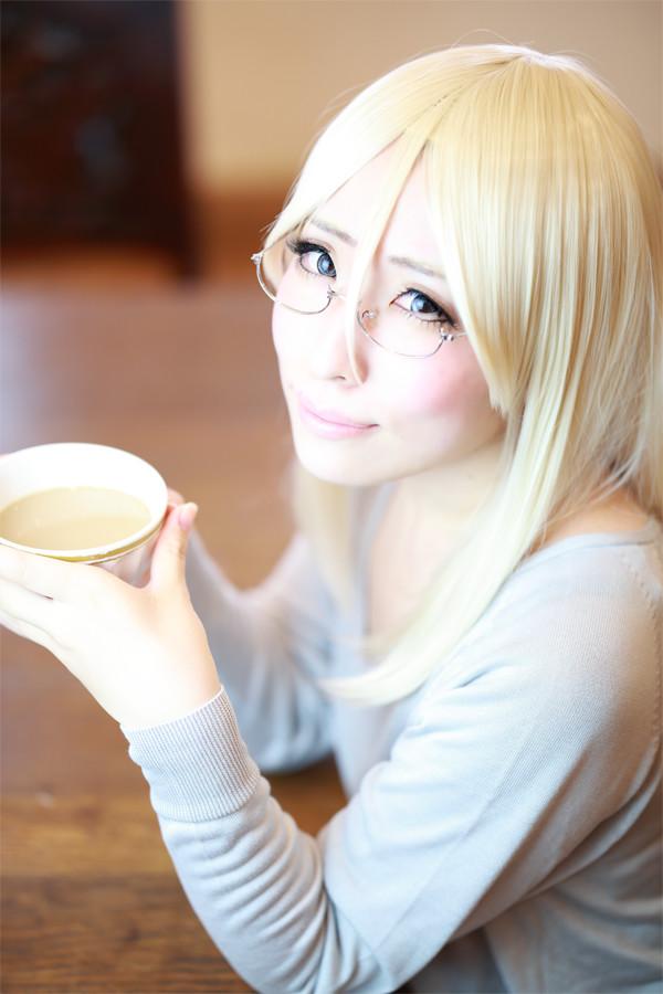 Tokyo 7th シスターズ 川澄シサラ model:ひつじもとなの