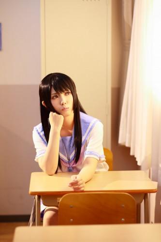 輝け!ユーフォニアム 高坂麗奈 model:yun