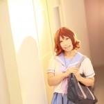 響け!ユーフォニアム 気前久美子 model:咲季