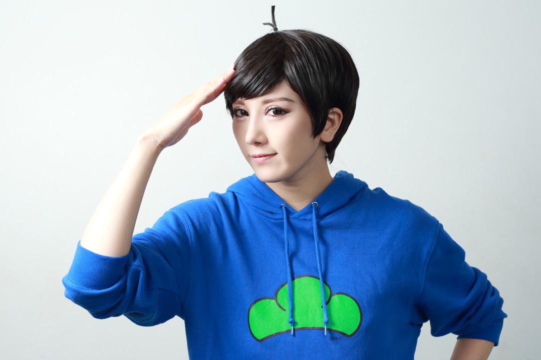おそ松さん カラ松 model:キララ