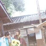薄桜鬼 藤堂平助・沖田総司(夏夜純&りるる)