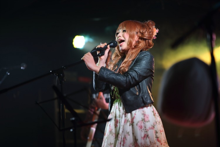 ライブ ジャスタウェイ vocal:アサ