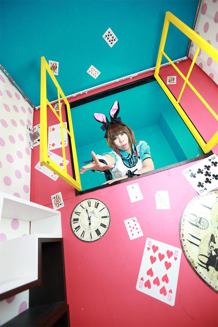アイドルマスター 天海春香 model:咲季
