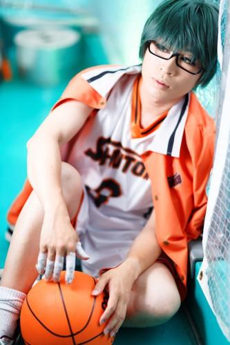 黒子のバスケ 緑間真太郎 model:ユージ77☆