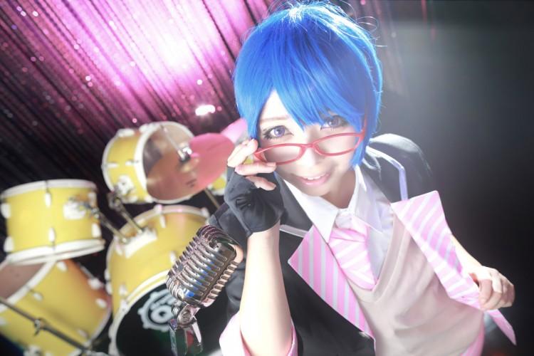 MARGINAL#4 藍羽ルイ model:アサ