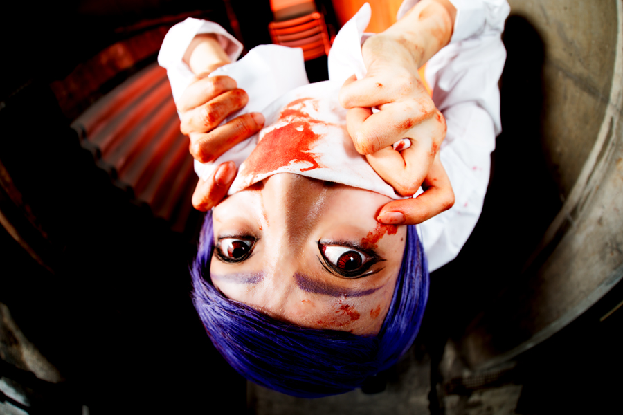 東京喰種 月山習 model:紫禄
