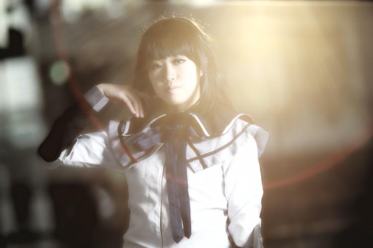 魔法少女まどか☆マギカ 暁美ほむら model:さくらっこ