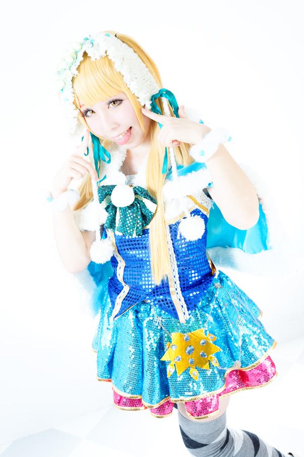 アイドルマスターシンデレラガールズ 城ヶ崎莉嘉 model:緋梛