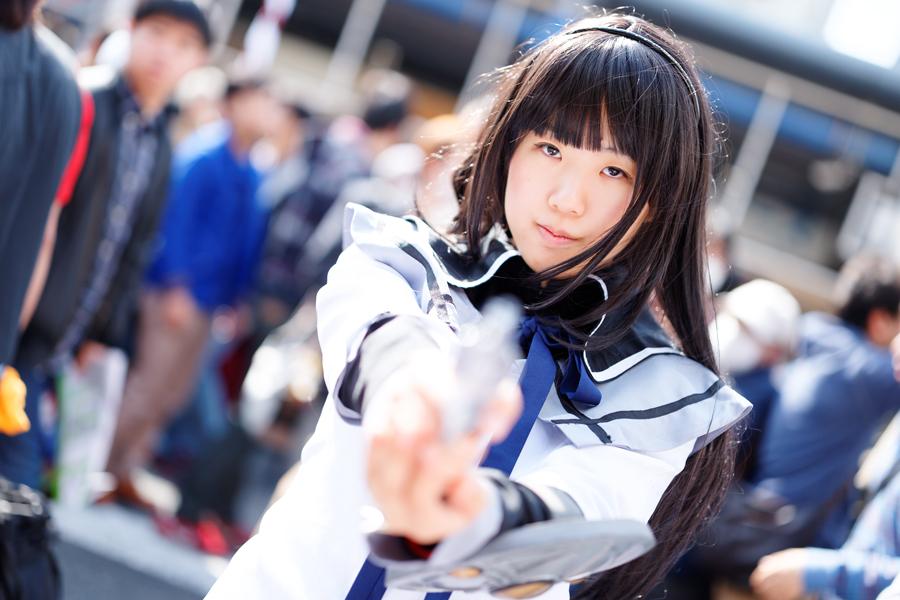 魔法少女まどかマギカ 暁美ほむら model:さくらっこ