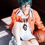 黒子のバスケ 緑間真太郎 ジャージ+ユニフォームver. model:ユージ☆