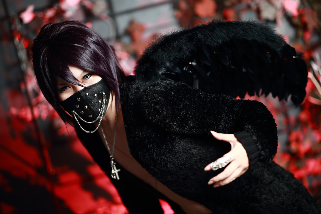 オリジナルコスプレ 悪魔 model:ENA