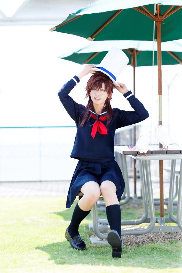 まじっく快斗 中森青子 model:りるる