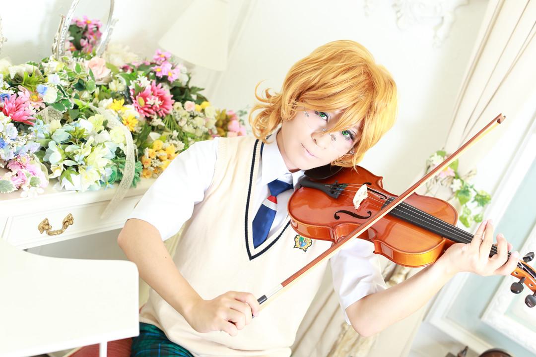 うたの☆プリンスさまっ♪ 四ノ宮那月 model:ユージ☆