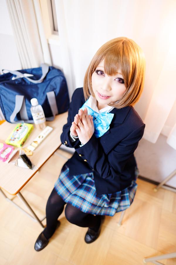 ラブライブ! 小泉花陽 model:アサ