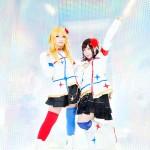 アイドルマスター劇場版輝きの向こう側へ! model:アサ(星井美希) & 緋梛(天海春香)