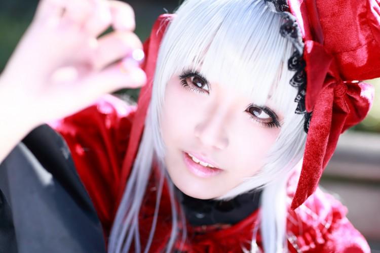 K 櫛名アンナ model:每栖