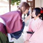 薄桜鬼 沖田総司(りるる)&雪村千鶴(アサ)